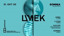 Somnia w/ Umek Gaskessel Bern Tickets