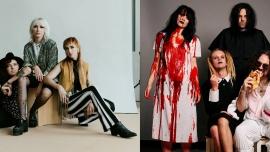 Velvet Two Stripes (CH) & Saint Agnes (UK) Grabenhalle St.Gallen Tickets