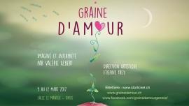 Graine d'Amour Salle Le Manège Onex Billets