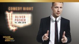 Comedy Night Grand Casino Bern Bern Biglietti
