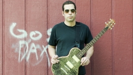 10 Years of Groove Now: Albert Castiglia All-Stars Atlantis Basel Biglietti