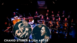 groovin'BRASS - let's groove BeJazz Club Bern-Liebefeld Tickets