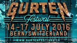 Gurtenfestival 2016 Gurten Wabern-Bern Tickets