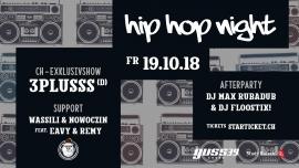 3Plusss Live! Guss39 Bülach Tickets
