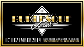 Burlesque Christmas Show 2019 Häbse-Theater Basel Tickets