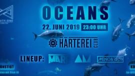 OCEANS Härterei Club Zürich Billets