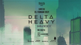 Delta Heavy - Album Tour Härterei Club Zürich Tickets