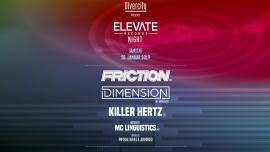 Divercity & Elevate Records Härterei Club Zürich Tickets