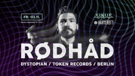 Rødhåd Härterei Club Zürich Tickets