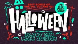Halloween Zurich MÄX Zürich Tickets
