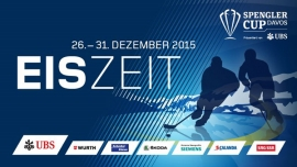 SpenglerCup 2015 Eisstadion Davos Platz Tickets