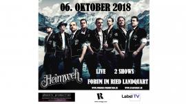 Heimweh Forum im Ried Landquart Biglietti