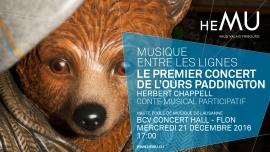 Le 1er Concert de Paddington BCV Concert Hall Lausanne Billets