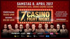 7. Casino Fight Night Grand Casino Luzern Billets