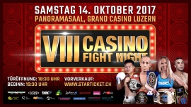 8. Casino Fight Night Grand Casino Luzern Biglietti