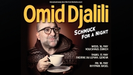 Omid Djalili Diverse Locations Diverse Orte Tickets