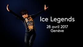 Ice Legends 2017 Patinoire des Vernets Les Acacias (Genève) Biglietti