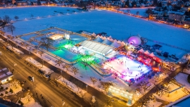 Top of Europe ICE MAGIC in Interlaken 2019/20 Höhematte Interlaken Billets