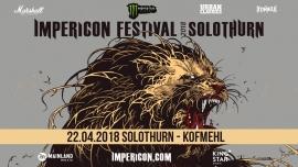 Impericon Festival 2018 Kulturfabrik Kofmehl Solothurn Tickets