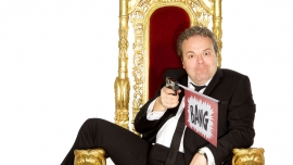 Hal Cruttenden Diverse Locations Diverse Orte Tickets