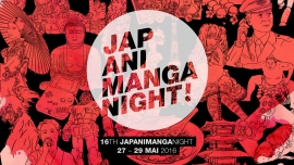 16th JapAniManga Night Kongresszentrum / Verschiedene Davos Platz Billets