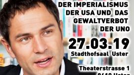 Daniele Ganser Stadthofsaal Uster Tickets