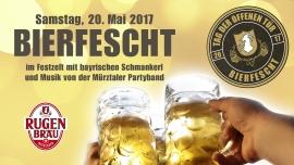 Ruge Bierfescht 2017 Rugenbräu Areal / Festzelt Matten bei Interlaken Tickets