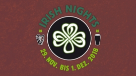 Irish Nights Kammgarn Schaffhausen Tickets