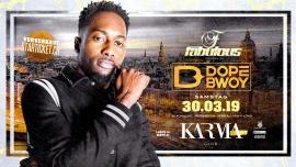 Dopebwoy Live On Stage Karma Club Bern Billets