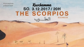 The Scorpios (Sudan/UK) Kaschemme Basel Tickets