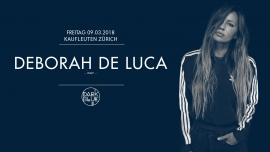 2 Jahre Dark Blue Kaufleuten Klub Zürich Tickets