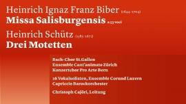 Missa Salisburgensis Kirche St. Laurenzen St.Gallen Tickets