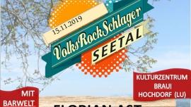 VolksRock Schlager Seetal Kulturzentrum Braui Hochdorf Billets