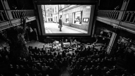 Ciné - concert: Emilie Zoé & Christian Gaucher KIFF Aarau Biglietti