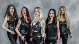 Burning Witches (CH) Kiff, Saal Aarau Billets