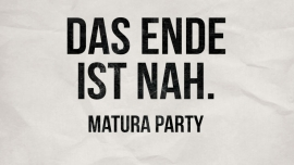 Matura Party 2017 KIFF Aarau Tickets