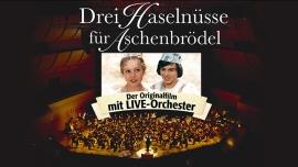 Drei Haselnüsse für Aschenbrödel KKL, Konzertsaal Luzern Tickets