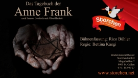 Das Tagebuch der Anne Frank Kinder.musical.theater Storchen St.Gallen Tickets