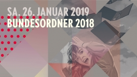 Bundesordner 2018 KREUZ Jona Tickets