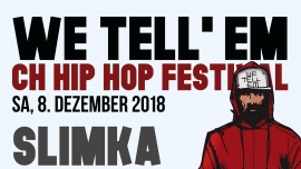 We Tell'Em Festival 2018 Kulturfabrik KUFA Lyss Lyss Tickets