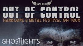 Out Of Control - Hardcore & Metal Festival Kulturfabrik KUFA Lyss Lyss Tickets