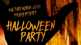 Halloween Party Kulturfabrik KUFA Lyss Lyss Tickets