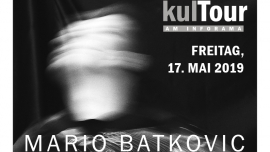 Mario Batkovic INFORAMA, grosser Saal Zollikofen Tickets