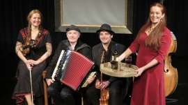"Musique Simili ""Brahms Tzigane - eine musikalische Renaturierung"" Kulturhof-Schloss Köniz - Rossstall Köniz Billets"