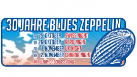 30 Jahre Blues Zeppelin Diverse Locations Diverse Orte Tickets