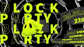 Block Party Viertel Klub Basel Biglietti