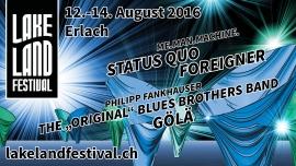 Lakeland Festival Erlach Seestrand Erlach Tickets