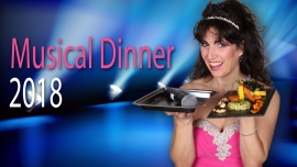 Musical-Dinner 2018 Le Théâtre Emmenbrücke Billets