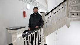 Aniello Desiderio Gemeindesaal Eschen Biglietti
