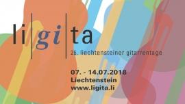 Liechtensteiner Gitarrentage ligita Locations diverse Località diverse Biglietti